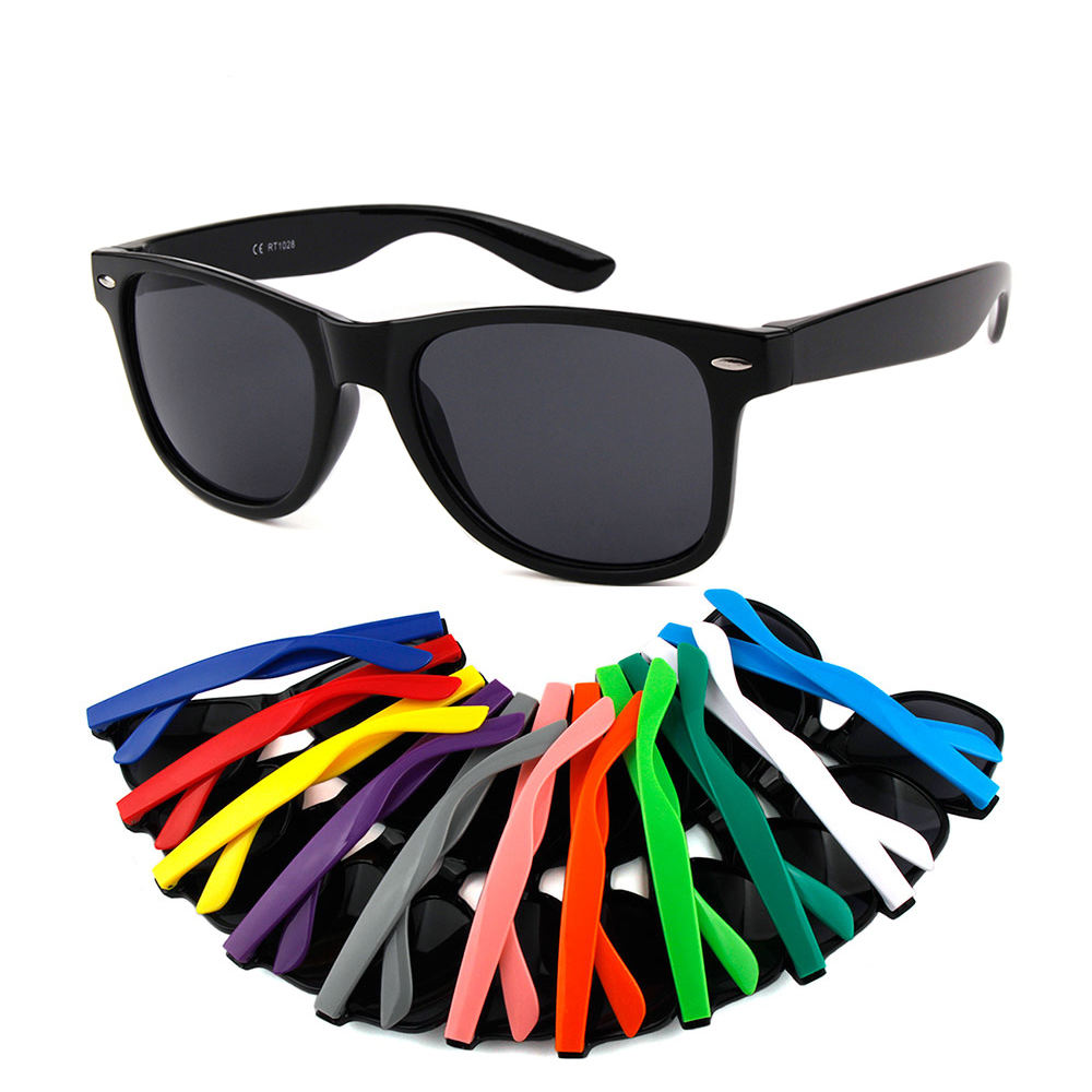 2020 fashion sun glasses UV400 Promotional plastic cheap sunglasses