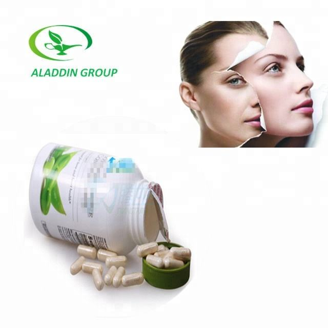 FDA high quality capsules dosage form and anti-aging function grape seed extract capsules