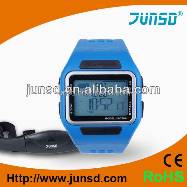 China fitness tracker finger heart rate monitor smart watch