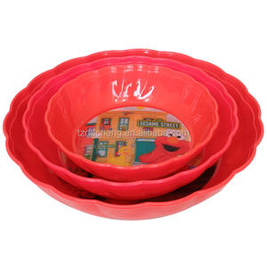Kids 3D Classical dry fruit tray