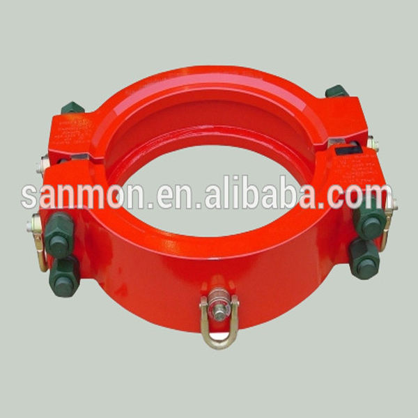 Stainless steel hose clamp using on BOP with good quality