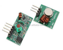 RF Wireless Transmitter and Receiver Module 315Mhz