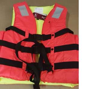 Cheap apparel stock STANDARD foam life vest jacket cheap garment stock lots life jacket stock