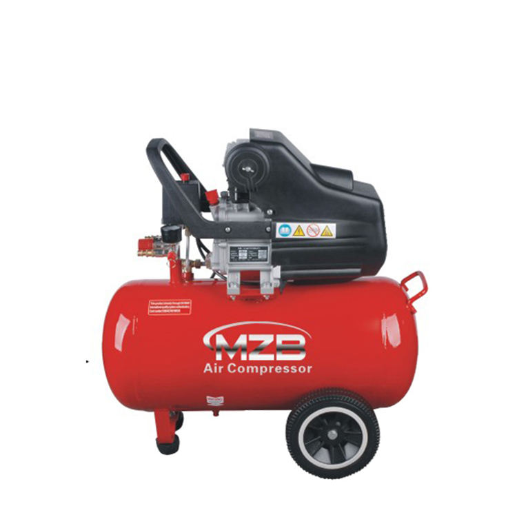 50L Piston Silent Portable Direct Driven Air Compressor