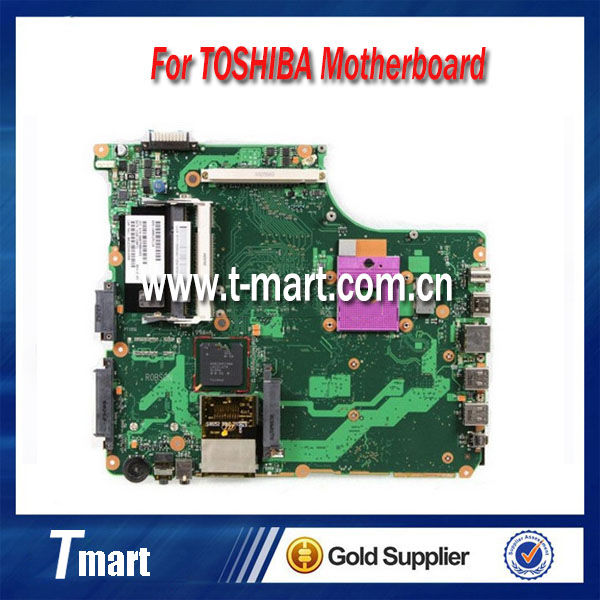 V000125600 Motherboard for Toshiba A300 A305 6050A2169401 TEST OK