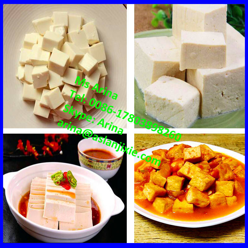 multi-function soya bean curd machine/soybean milk making machine/ tofu machine with cheap price