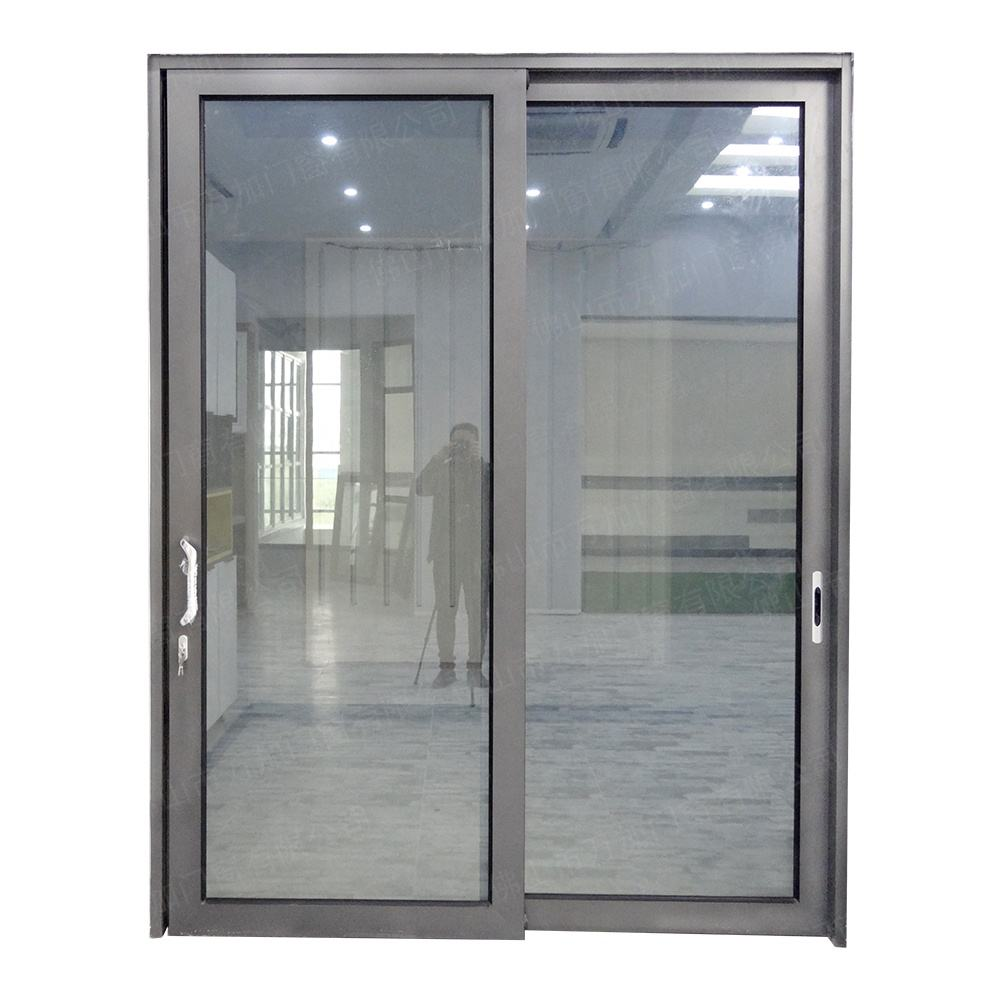 Foshan Factory Produce Aluminium Sliding Glass Door For House