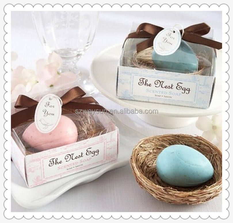 Nest Egg Scented Soap Wedding Favors Saxon Soap Wedding Souvenirs Baby Shower Favor Gifts Wedding Soap Gifts For Guests