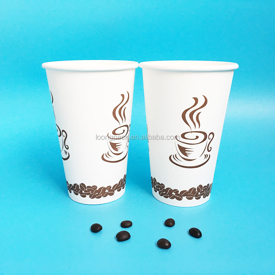 12oz paper coffee cups paper 12 ounce manufacturer in china green plastic paper cup lids