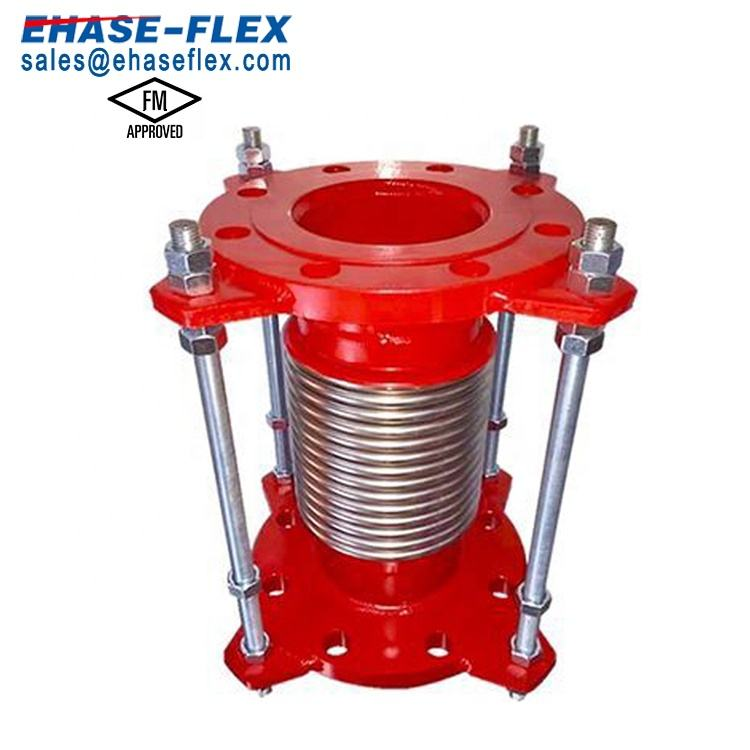 Stainless Steel Expansion Joint Bellows Compensator Joint for Axial Movement