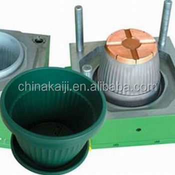New Products 2017 Plastic Flower Pot Injection Moulding
