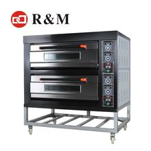 commercial bread making plant for cakes baking oven for cup cake