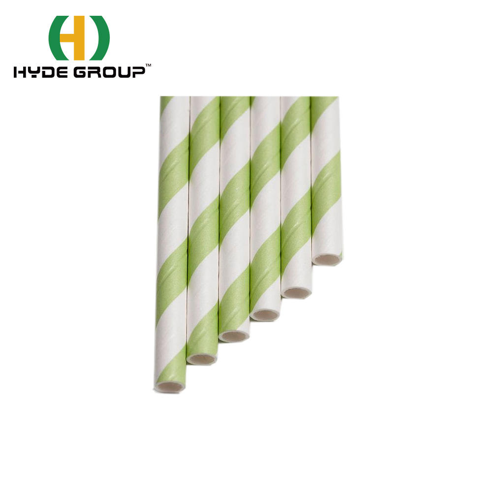 PLA Biodegradable Drinking Straw For Middle East Market