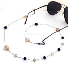 Eyeglasses accessories cord silver eyeglass chains