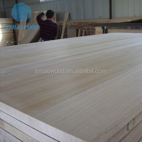 AB Grade Paulownia Wood Used for surfboard