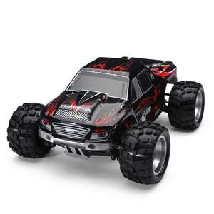 New Arrival Rc Car Wltoys v913 A979 1/18 2.4Gh 4WD Monster 와 (High) 저 (Speed 불어 넣어주는 Toy 차 Remote Control 트럭 트레일러 ready to go