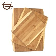 Wholesale all size bamboo steak chop block