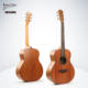 good quality certified L-MINI-02 Acoustic 36'' chinese prs guitar