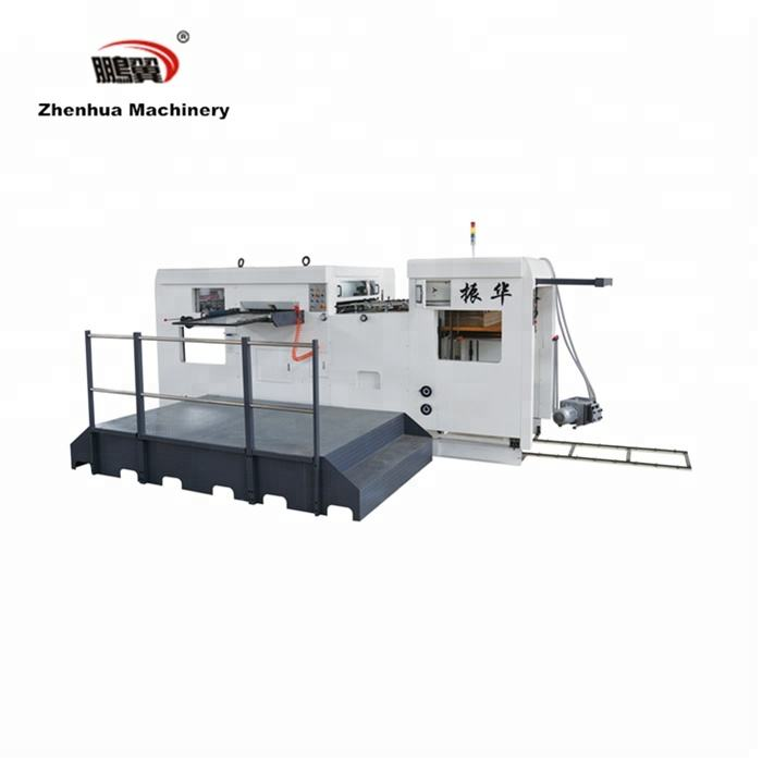 ZHMY-1080 Auto Die Cutting and Scoring Machine for Carton Box