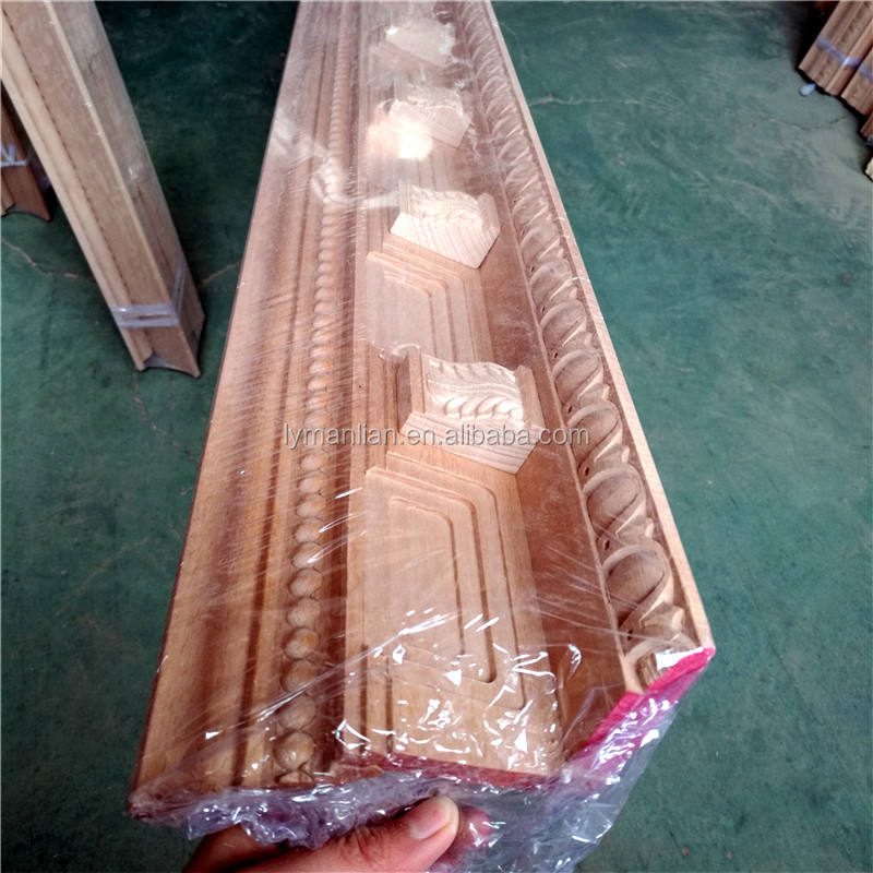 Wood crown ceiling cornice mouldings architectural molding