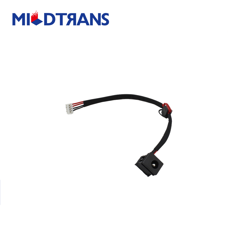 for Toshiba Satellite L645 L645D Series DC Power Jack Cable Harness DD0TE2AD000