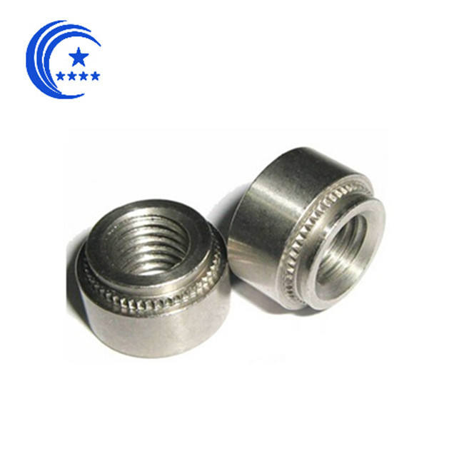 PEM standard nut stainless steel Self clinching nut