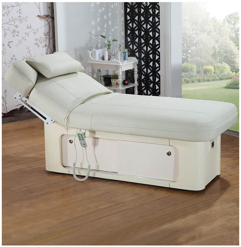 High quality cosmetic bed facial adjustable facial bed hydraulic salon facial bed
