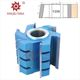 China Manufacturer 206# Spindle Modlder Wood Cutting Tools Spiral Flat Cutter