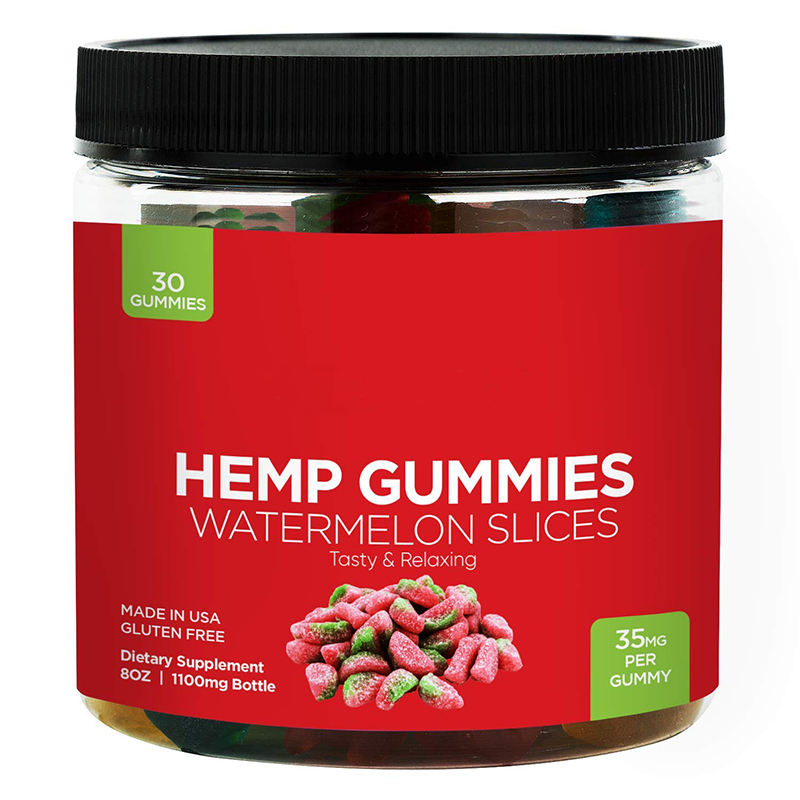 Pure CBD Hemp Oil Bears Gummy Candy, Safe And Natural Great For Skin Relaxing Stress And Anxiety Relief