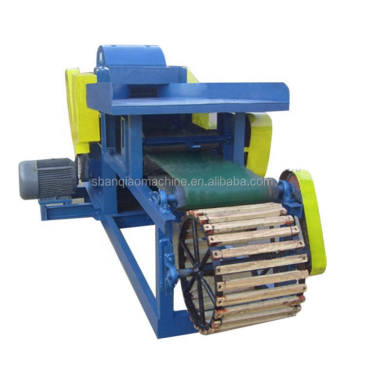Hot sales hemp decorticator/ fiber extraction machine