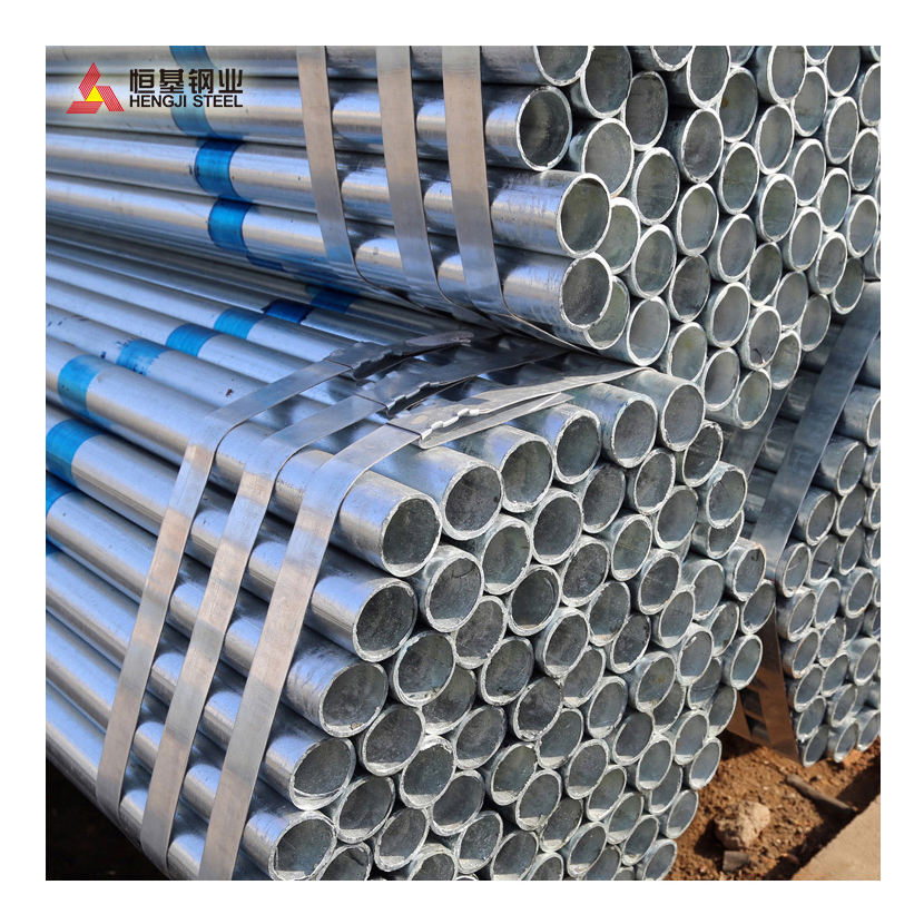 prime quality ASTM BS Pre Galvanized Pipe price gi Hot Dip Galvanized Steel Pipe