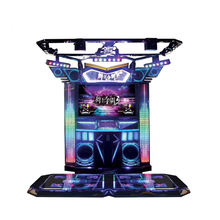 High quality Indoor music simulator machine with Dance king hegemony game cheap price