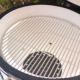 Ceramic Charcoal Bbq Grill Smoker accessory barbecue accessories kamado parts Stainless steel cooking grid