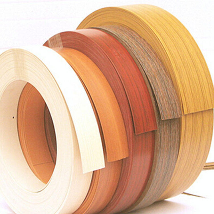 pvc edge banding for furniture parts/mdf/mdf boards in Shanghai