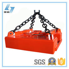 Electro Lifting Magnet 220v DC for Transporting Steel Plate