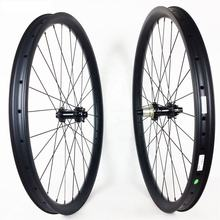 MTB Wheels 27.5er  Carbon Tubeless Synergy 27.5 Wheelset Thru Axel Carbon Wheels  mountain bike