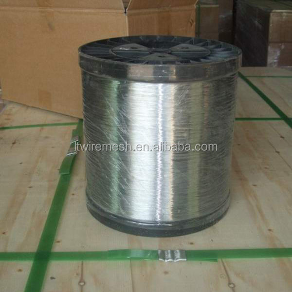 0.13mm Kitchen use stainless steel 410 cleaning ball wire for making Scrubber