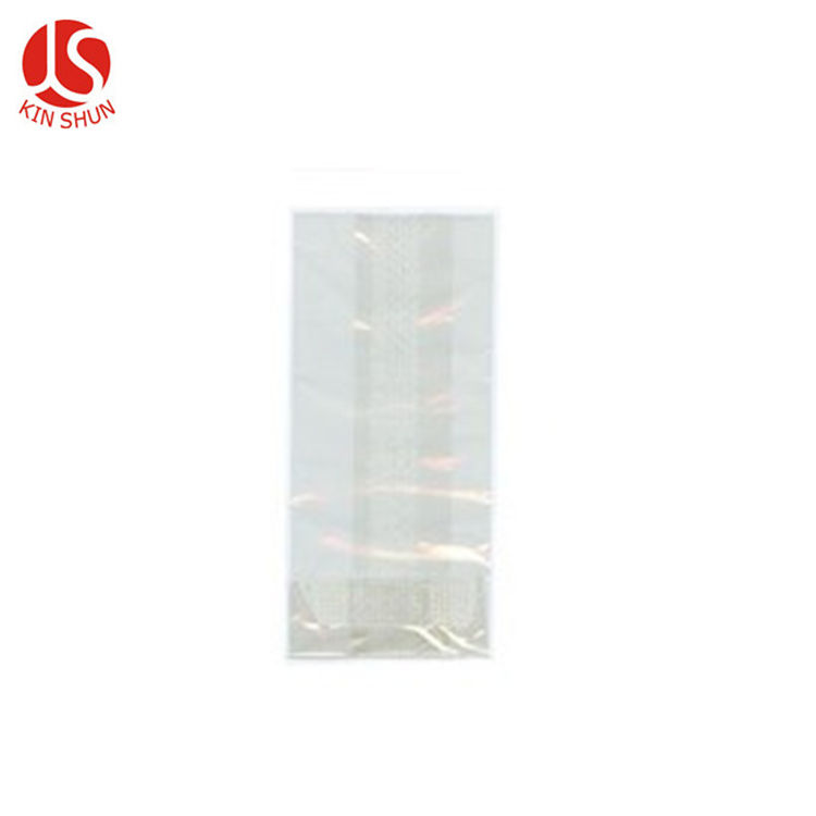 Clear cellophane bag clear plastic bags for cookies packaging