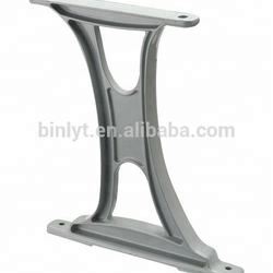 Bus Aluminum Alloy Seat Foot Chair/Foosyt For City Bus Yutong Bus