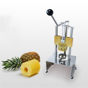 High quality pineapple peeler machine Pineapple Coring Machine pineapple cutter