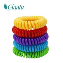Summer Insect Repeling wristband mosquito repellent Bracelet spring coil