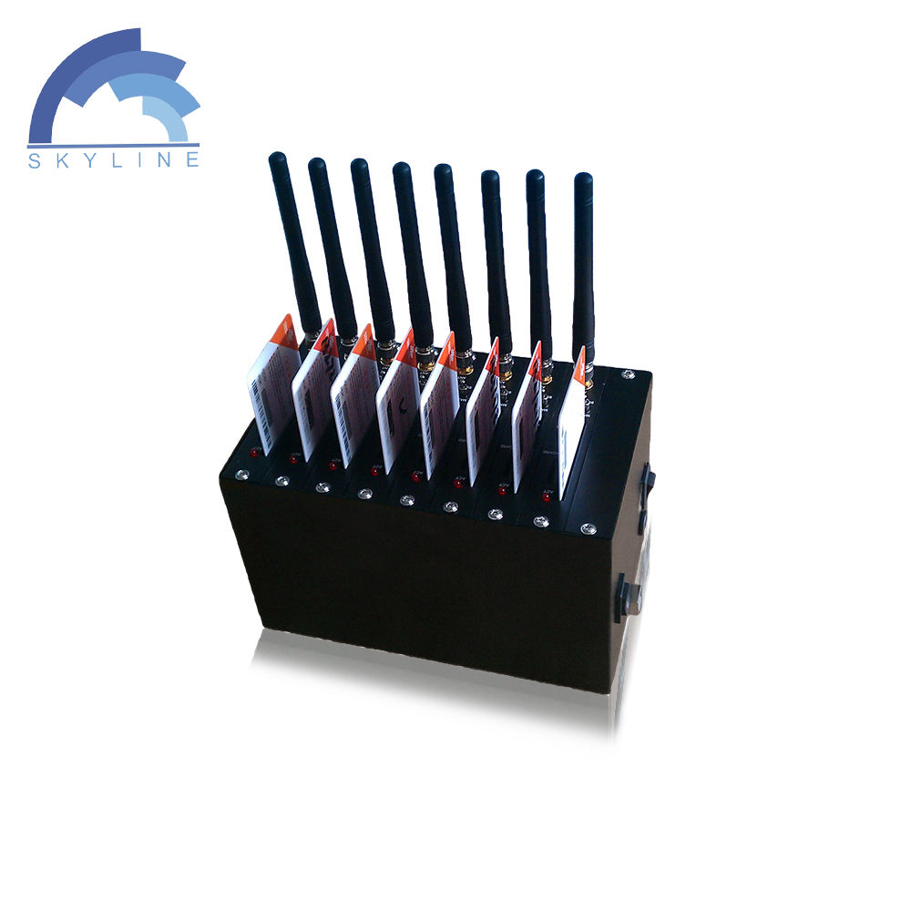 Bulk SMS machine device 8 port sms business machine