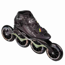 Fully ultra-carbon fiber fashion highest quality inline skates professional