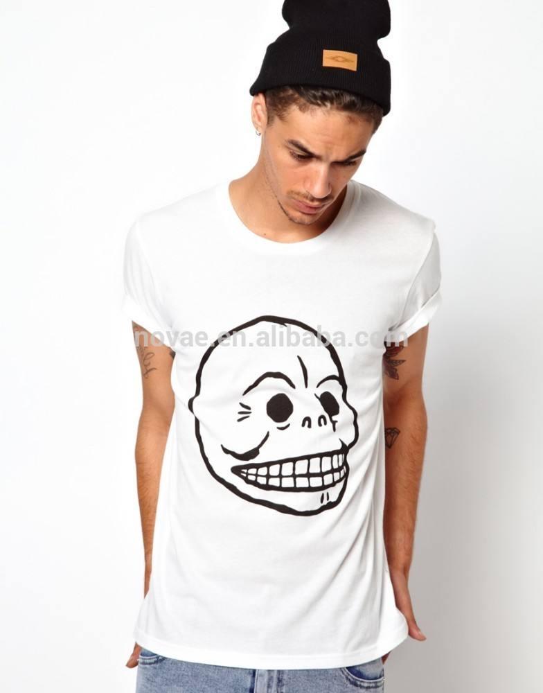 Diseño camiseta de algodón para tailandia ropa venta al por mayor