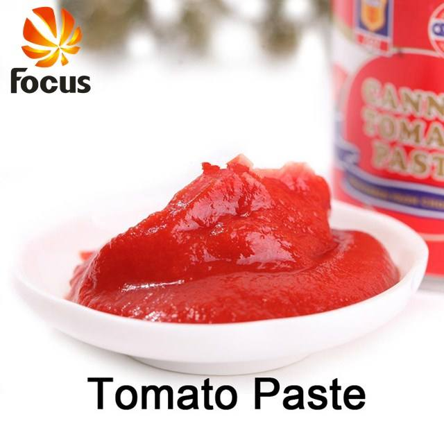Free sample tomato paste canned 2200g with factory price