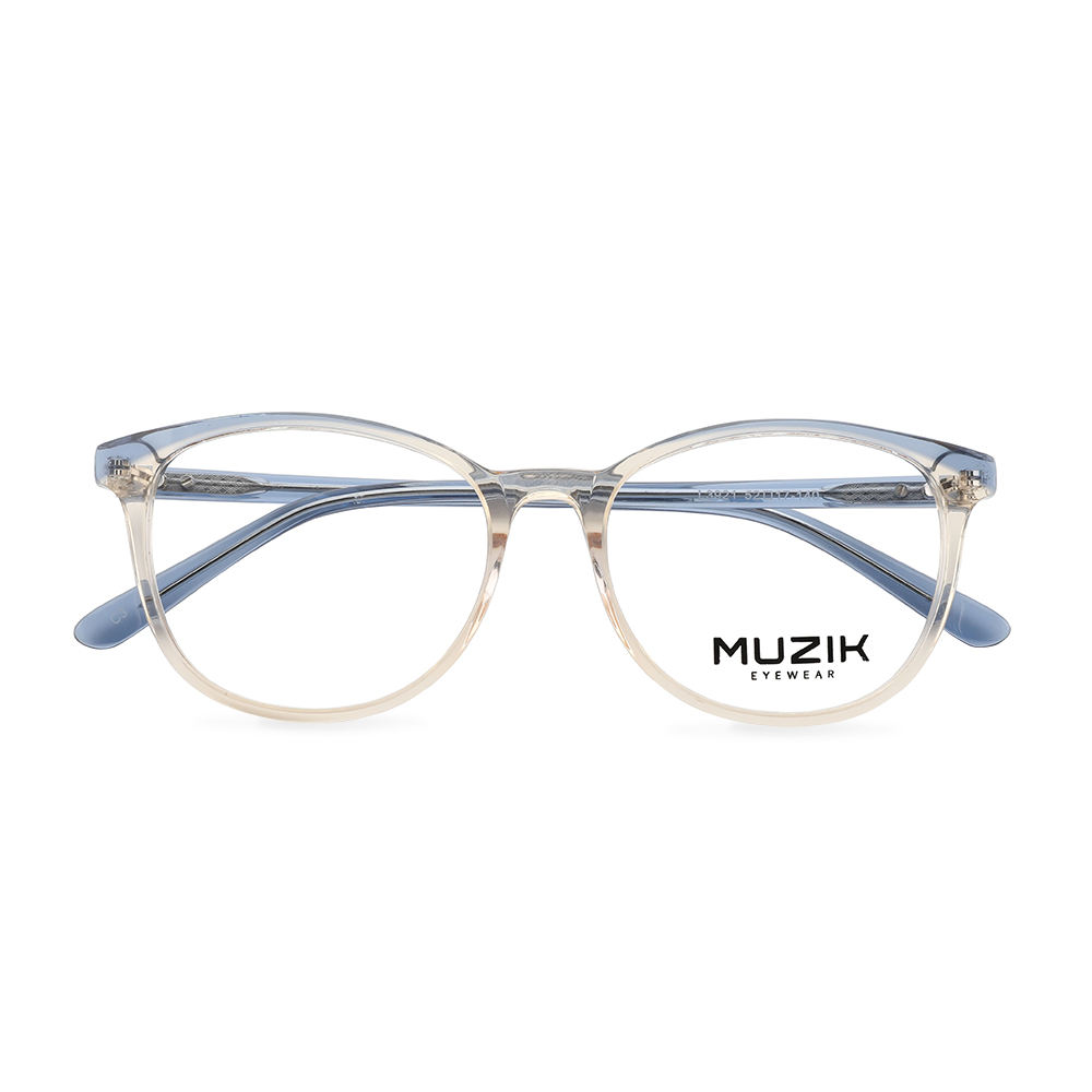 P3921 custom mens women spectacle crystal eyeglass acetate optical frame