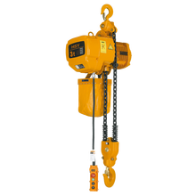 1 2 3 ton single phase 220v 380v Electric Chain hoist
