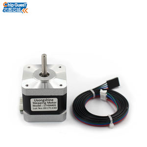 Nema17 17HS4401 Stappenmotor 2 Fase 4-wire voor 3d Printer