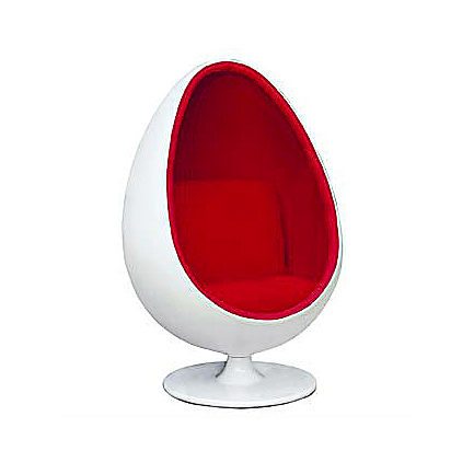 Hot Sale Fashionable Colorful Teeth Whitening Egg Chair For Home Use