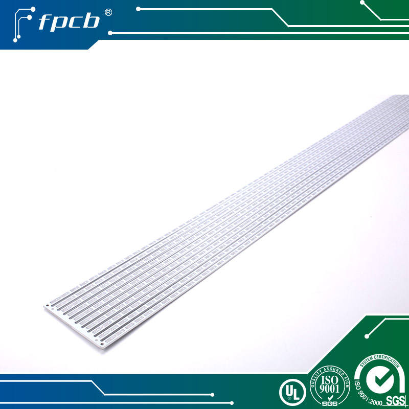China PCB lieferant lange aluminium basis 1mm LED bar platine
